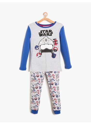 Pijama Takım-Koton Kids